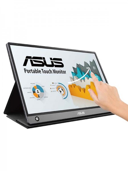ASUS ZenScreen Touch MB16AMT USB portable monitor