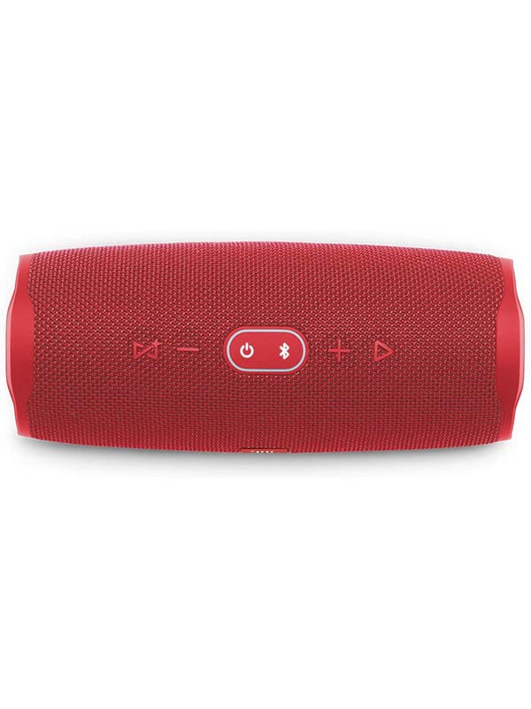 JBL Charge 4 Portable Wireless Bluetooth Speaker, Red
