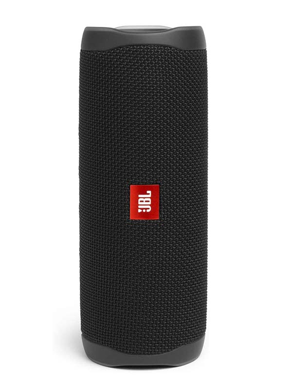 JBL Flip 5 Portable Waterproof Wireless Bluetooth Speaker, Black