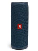 JBL Flip 5 Portable Waterproof Wireless Bluetooth Speaker, Blue