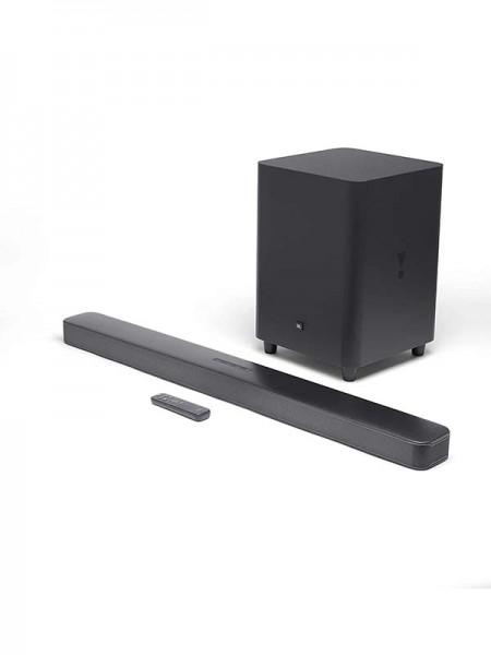 JBL Bar 5.1 Channel Surround Soundbar with Multibe