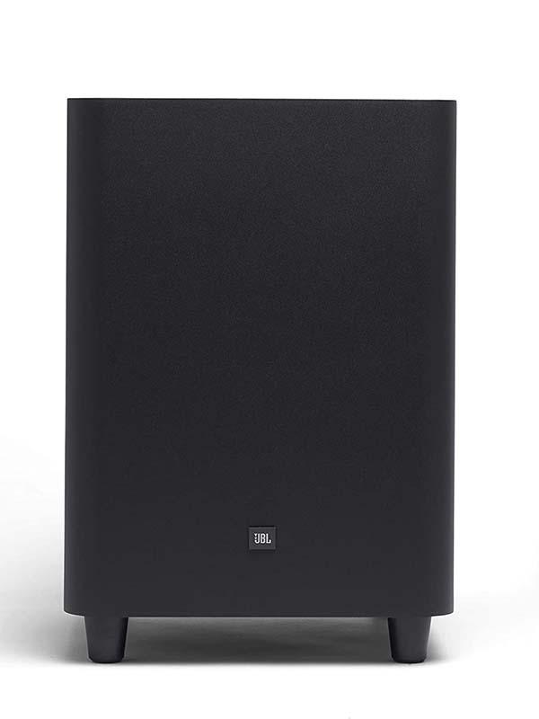 JBL Bar 5.1 Channel Surround Soundbar with Multibeam Sound Technology, Black