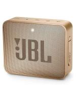 JBL GO2 Ultra Portable Waterproof Bluetooth Speaker, Champagne