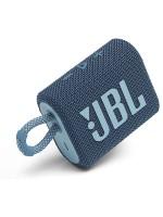 JBL Go 3 Portable Waterproof Wireless Speaker with Bluetooth, Blue