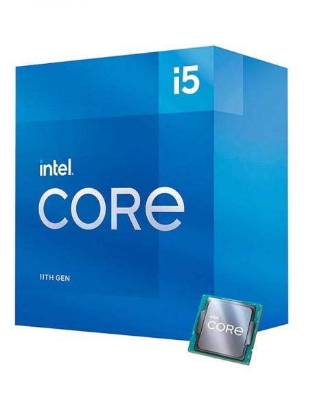 Intel 11th Gen Core i5-11600K, 6 Cores & 12 Th