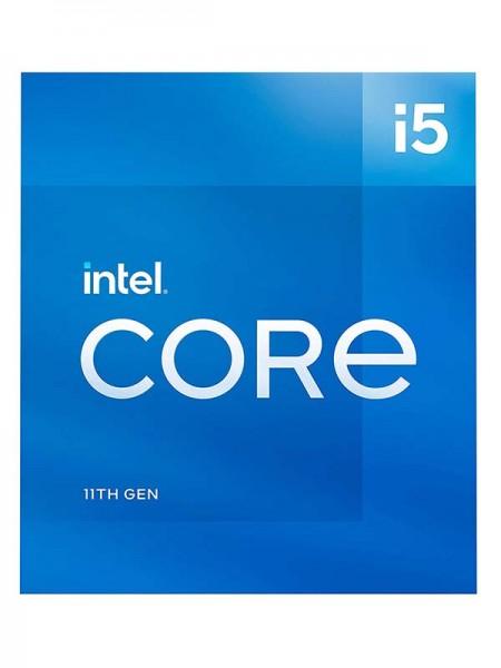 Intel 11th Gen Core i5-11400F - 6 Cores & 12 T