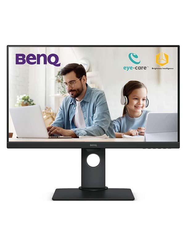 BenQ GW2780T 27-Inch 1080p IPS Eye Care Monitor, Height Adjustment, Full HD, Ultra Slim Bezel & Brightness Intelligence Monitor, GW2780T - Black with Warranty