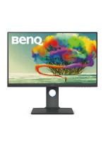 BenQ PD2700U 27-Inch 4K UHD (3840x2160) sRGB, 16:9, IPS, LED Designer Professional Monitor, PD2700U - Black with Warranty