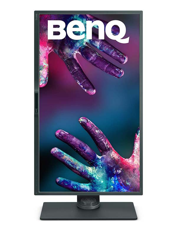 BenQ PD3200U 32-Inch 4K UHD (3840x2160), sRGB, IPS Monitor (HDMI, DP, Mini DP), PD3200U - Black with Warranty