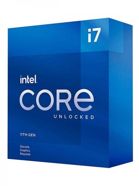 Intel 11th Gen Core i7-11700KF - 8 Cores & 16