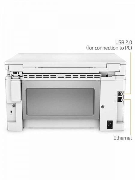 HP MFP M130nw Monochrome LaserJet Pro Printer Scan