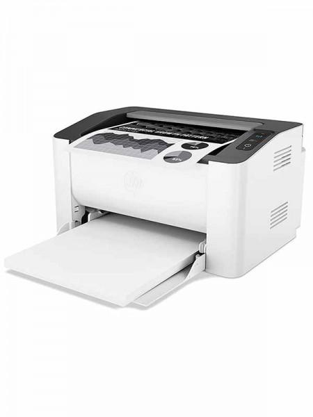 HP LaserJet 107W Mono Laser Office Printer, White