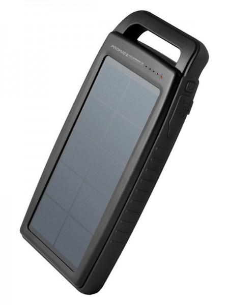 Promate 15000mAh SolarBank-15 Portable Solar Fast