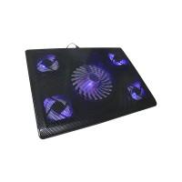 Crown CMLC-205T Laptop Cooler Stand, Blue