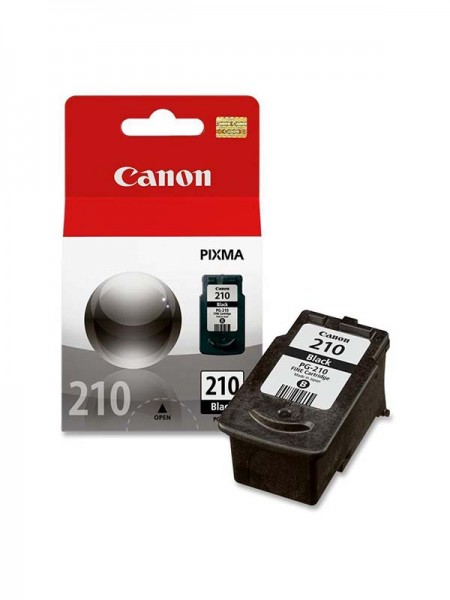 CANON PG-210 Ink Cartridge – Black | 2974B001