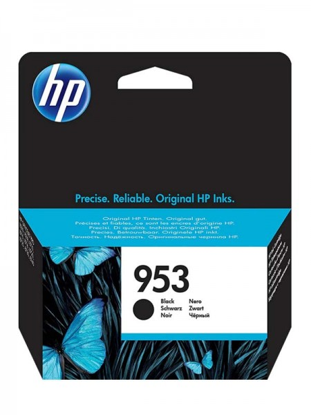HP 953 Black Original Ink Cartridge | L0S58AE