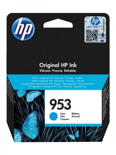 HP 953 Cyan Original Ink Cartridge | F6U12AE