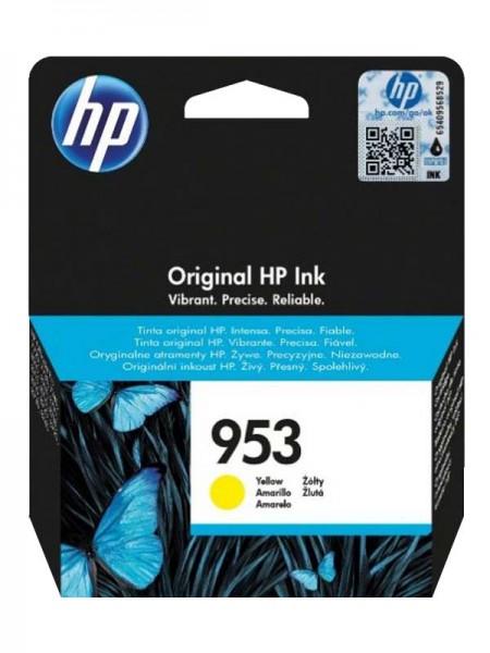 HP 953 Yellow Original Ink Cartridge | F6U14AE