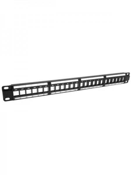 D-Link CAT6 24-Port UTP Fully Loaded Patch Panel