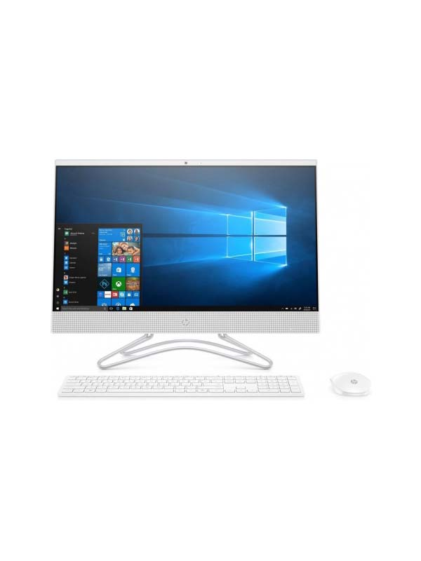 HP AIO 24-df0028ny i5-1035G1, LCD 23.8 FHD AG, 4GB, 1TB 7200 - White | 108H7EA