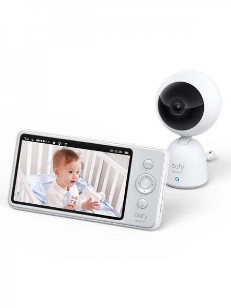 Eufy 720p Card Video Baby Monitor, Video Baby Moni