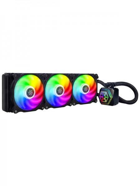 SilverStone PF360 ARGB All-In-One Three Fan Liquid
