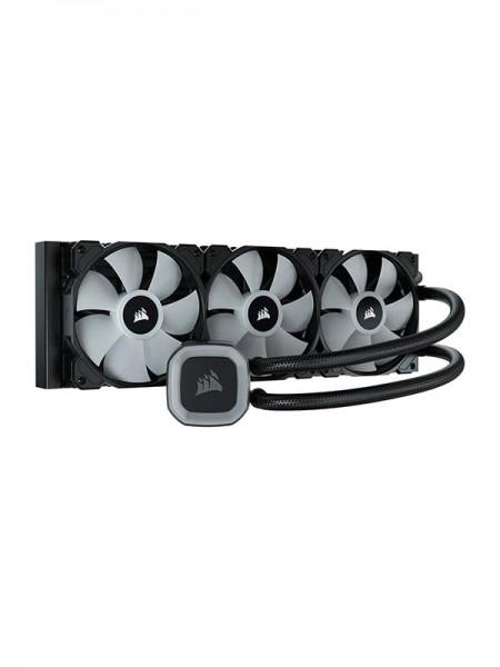 CORSAIR H150 RGB 360mm Liquid CPU Cooler | CW-9060