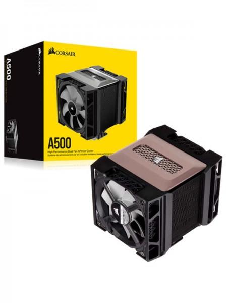 CORSAIR A500 Dual Fan CPU Cooler   CT-9010003-WW