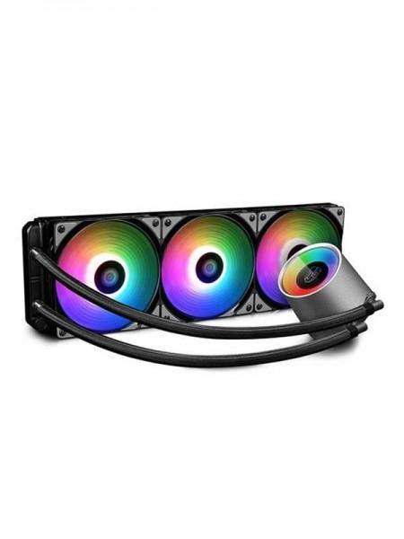 DEEPCOOL Gamers Strom CASTLE 360 RGB V2, AIO CPU L