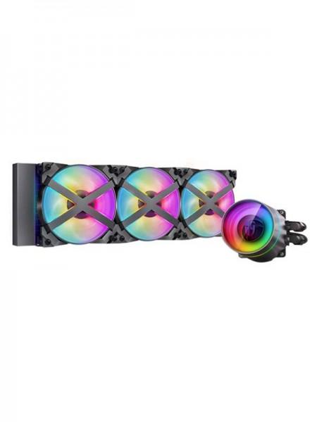 DEEPCOOL Gamers Strom CASTLE 360EX RGB, AIO CPU Li