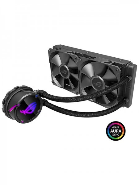 ASUS ROG Strix LC 240 all-in-one liquid CPU cooler