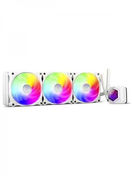SilverStone PF360W-ARGB  All-In-One Dual Liquid CP