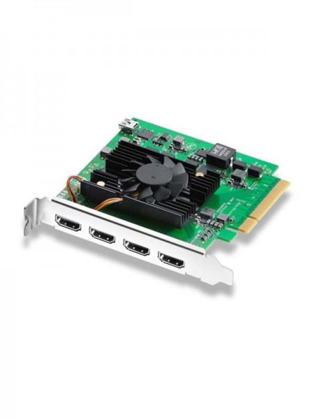 BLACKMAGIC DeckLink Quad HDMI Recorder Capture Car