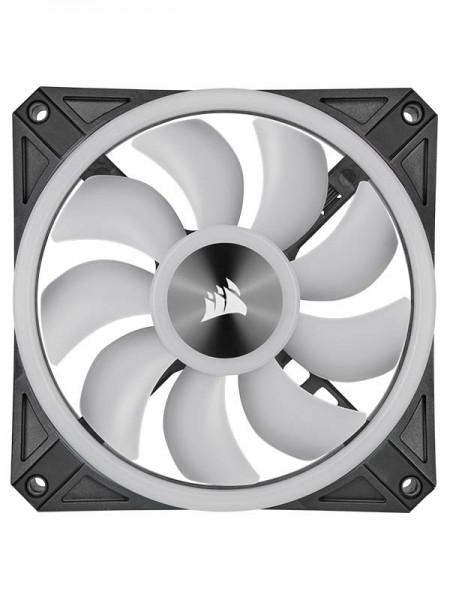 CORSAIR iCUE QL120 RGB 120mm PWM Single Fan | CO-9