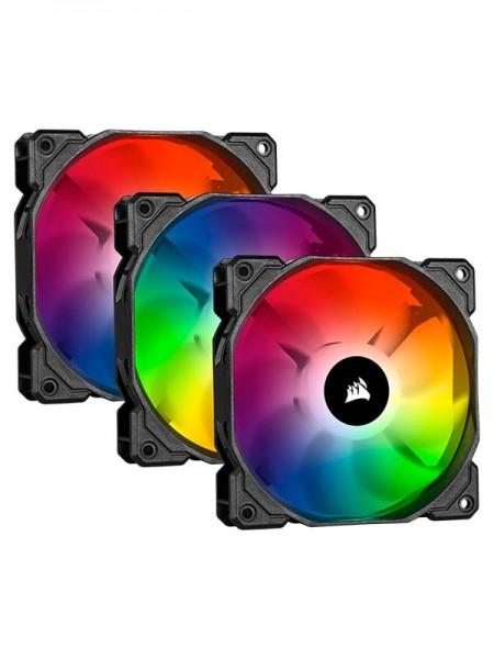 CORSAIR iCUE SP120 RGB PRO Performance 120mm Tripl