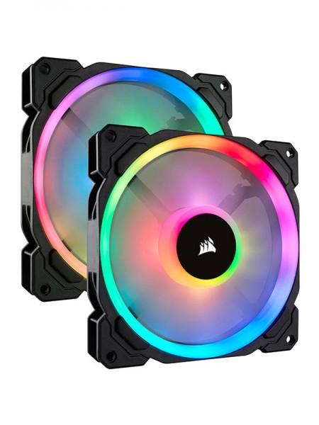 CORSAIR LL140 RGB 140mm Dual Light Loop RGB LED PW