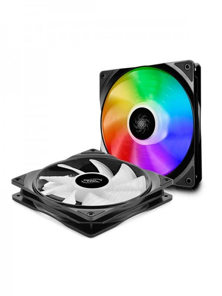 DEEPCOOL CF140 – 2 in 1 MB Controlled 140mm A-RGB