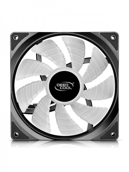 DEEPCOOL Rf140, 140Mm Rgb Led Pwm Fan With Cable C