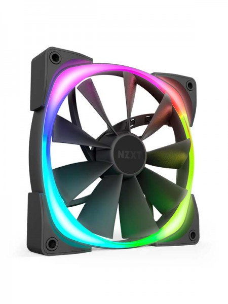 NZXT Aer RGB 2 140mm Fan for HUE 2 Powered by CAM