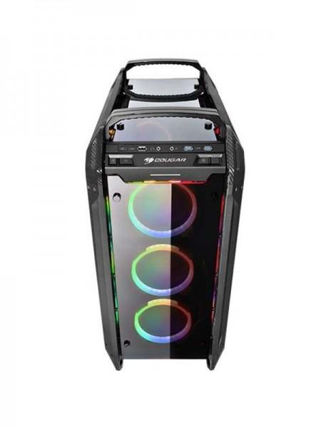 COUGAR Panzer EVO RGB Tempered Glass RGB LED ATX F