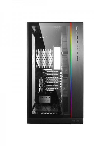LIAN LI PC-011 Dynamic XL ROG Certified Black Temp