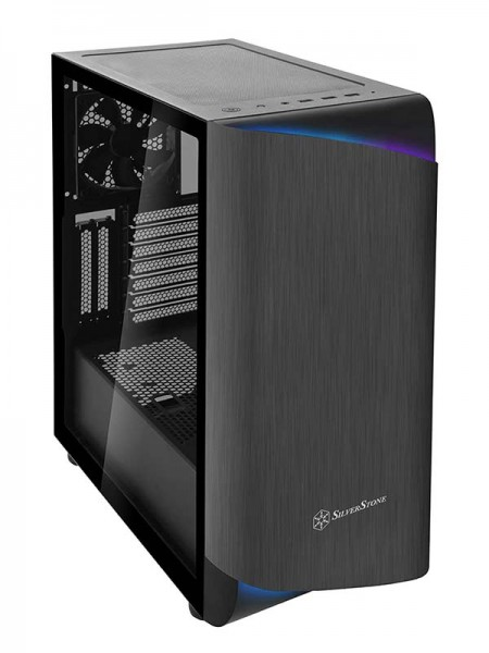 SilverStone SETA A1 Series ATX Mid-Tower Case ARGB