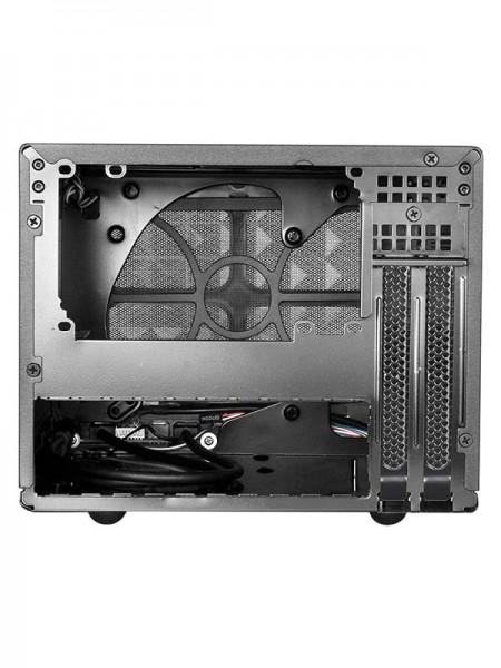 SilverStone SG13 Mini-ITX Case, Black - SST-SG13B-