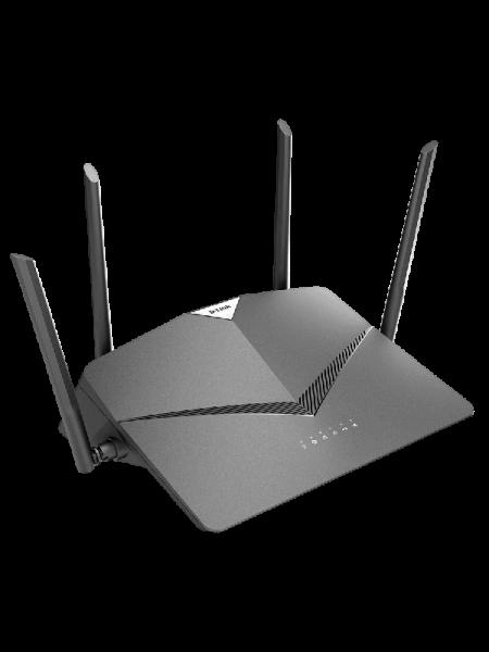 D-Link DIR-2640 Smart AC2600 High-Power Wi-Fi Giga