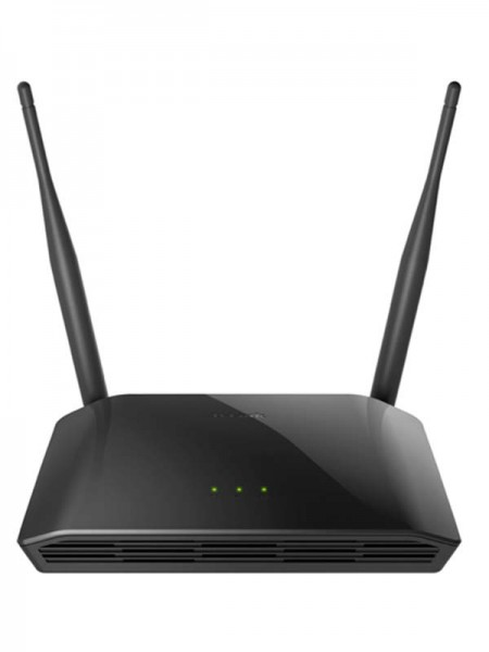D-Link DIR-612 N300 Wi-Fi Router, Black