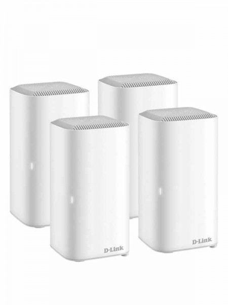 Dlink COVRX1874 Whole Home Wi-Fi 6 Mesh System 4 P