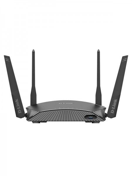 D-Link DIR-2660 AC2600 Smart Mesh Wi-Fi Router, Bl