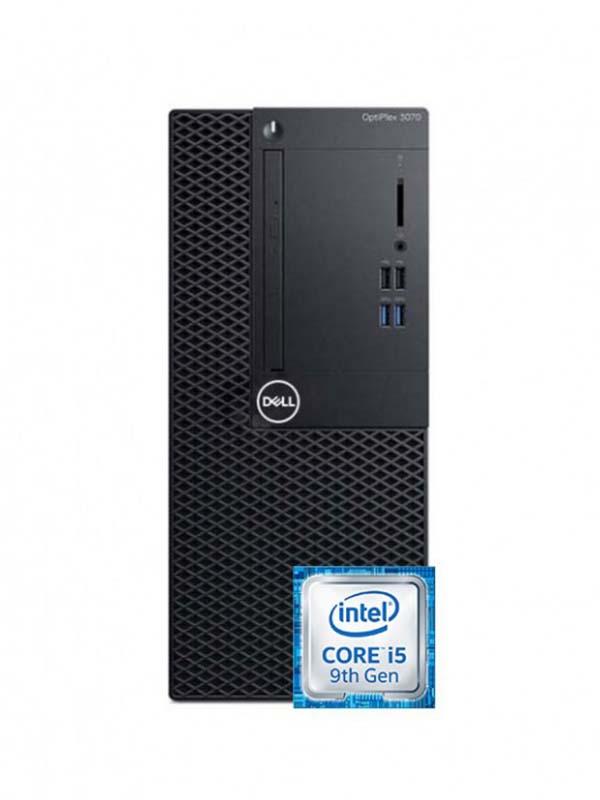 DELL Optiplex 3070 i5-9500, 4GB, 1TB, Intel Graphics, Dos | 39510618010