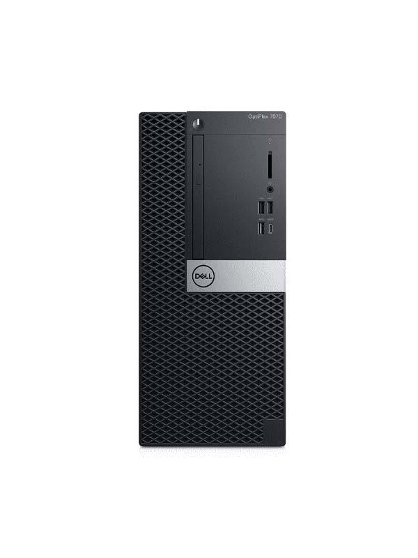 DELL OPTIPLEX 7070 Intel® Core™I5 9500, 4GB Ram, 1TB HDD, DVDRW, DOS | OPTIPLEX 7070