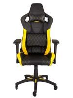 CORSAIR T1 RACE Gaming Chair — Black/Yellow | CF-9010005-WW